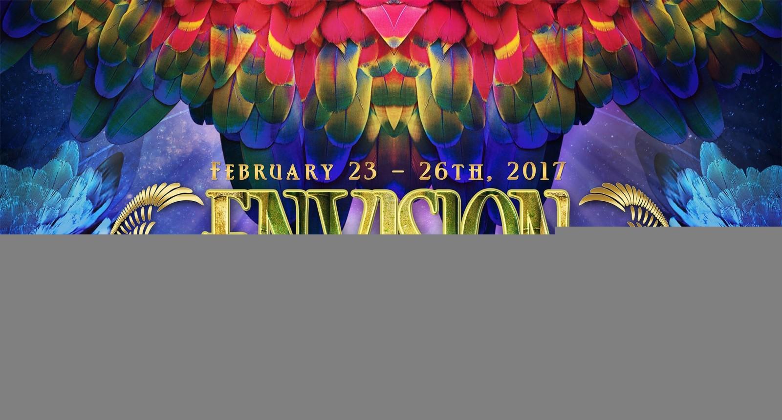 Envision Music Festival 2017 Lineup