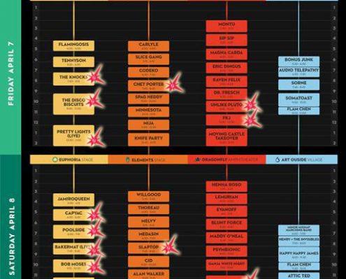 schedule_Euphoria2017 mariomiotti sparkedmag