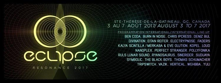 Eclipse Resonance 2017